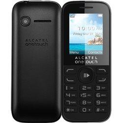 ALCATEL OT-1052 BLACK MOBILE PHONE
